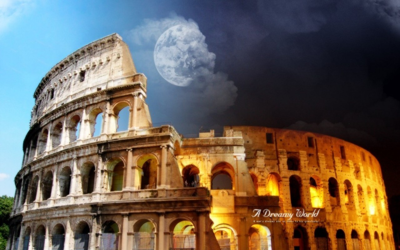 ancient history architecture fanpop rome roman historical classical wallpapers cool hd colosseum roma landscapes