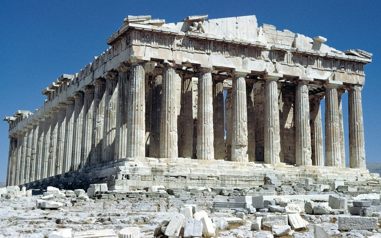 Ancient history ancient architecture
