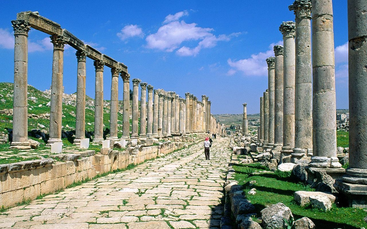 ancient architecture history roman fanpop greco greece facts columns ruins information