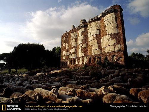 Ancient History wallpaper titled Ancient Architecture