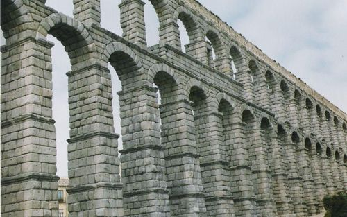 Ancient History wallpaper probably with a viaduct called Ancient Architecture