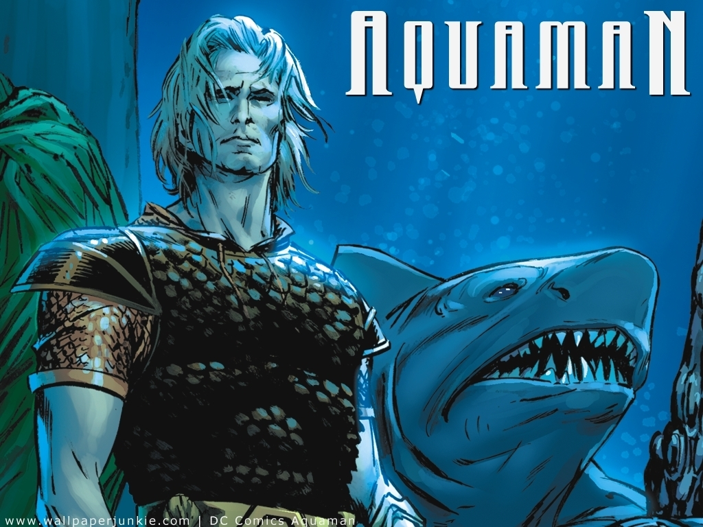 Aquaman - DC Comics Wallpaper (9267042) - Fanpop fanclubs