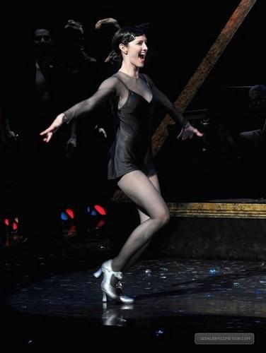 Ashlee on Broadway