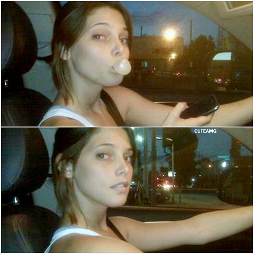 Ashley's personal photos