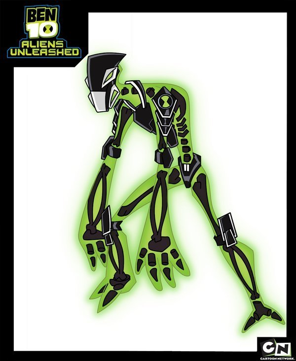 Ben 10  Alien Force Atomix