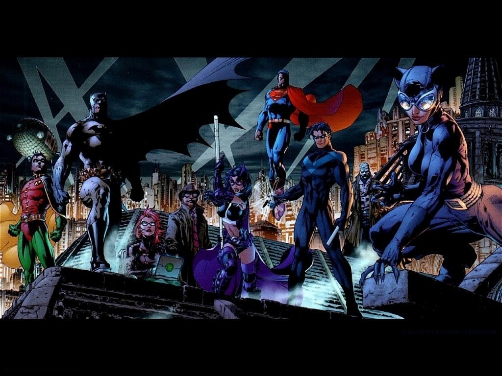 DC Comics Batman's Allies