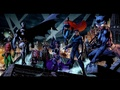 Batman's Allies - dc-comics wallpaper