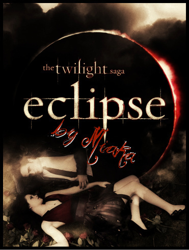 Bella & Edward Eclipse Promo Poster