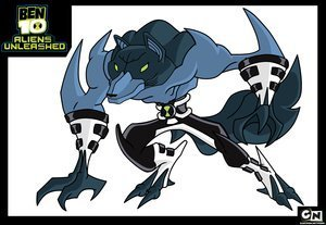 Ben 10: Alien Force wallpaper containing anime titled Benwolf