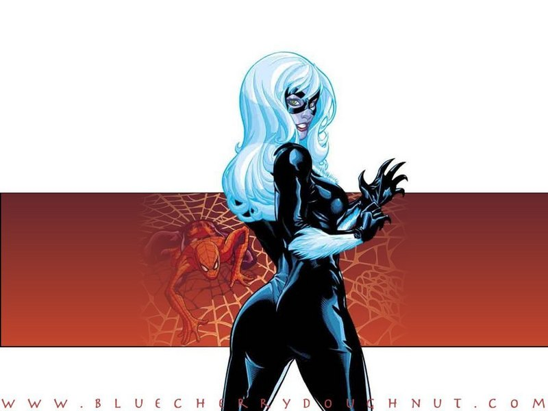 black cat marvel. Black Cat - Marvel Comics