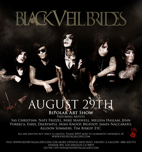 Black Veil Brides images Black Veil Brides HD wallpaper and background photos
