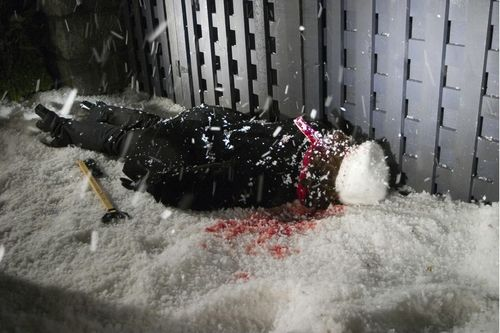 Black X-Mas (2006) Stills
