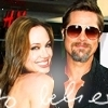 Celebrity Couples photo containing a portrait called Brangelina