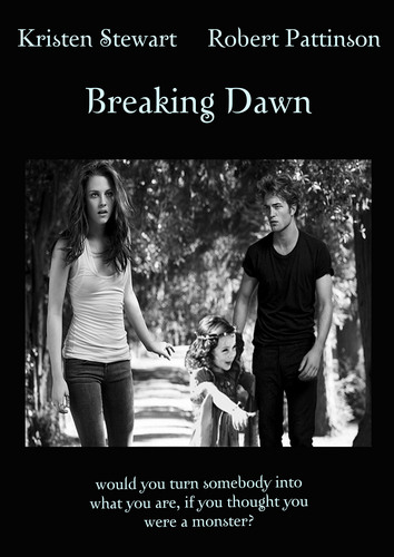 Breaking Dawn Movie Cover