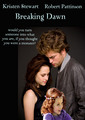 Breaking Dawn Movie Cover - twilight-series photo
