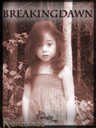 Breaking Dawn Renesmee Poster