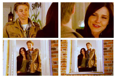 "Brucas ""Brooke Davis is going to change the world someday and I'm not sure she even knows it."""