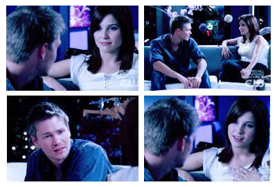 """Brucas """"I'm sure. My herz is sure. This is what I want."""""""