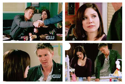 """Brucas """"Thank Du for being here for us."""" """"Thank Du for letting me."""""""