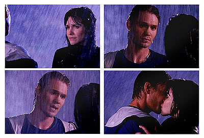 """Brucas """"The difference... the difference is I Liebe Du Brooke. I want to be with you, not Peyton."""""""