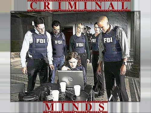 Dr. Spencer Reid wallpaper containing battle dress called CRIMINAL MINDS