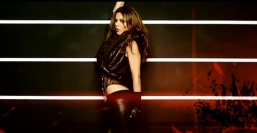 Cheryl Fight For This LOve black background