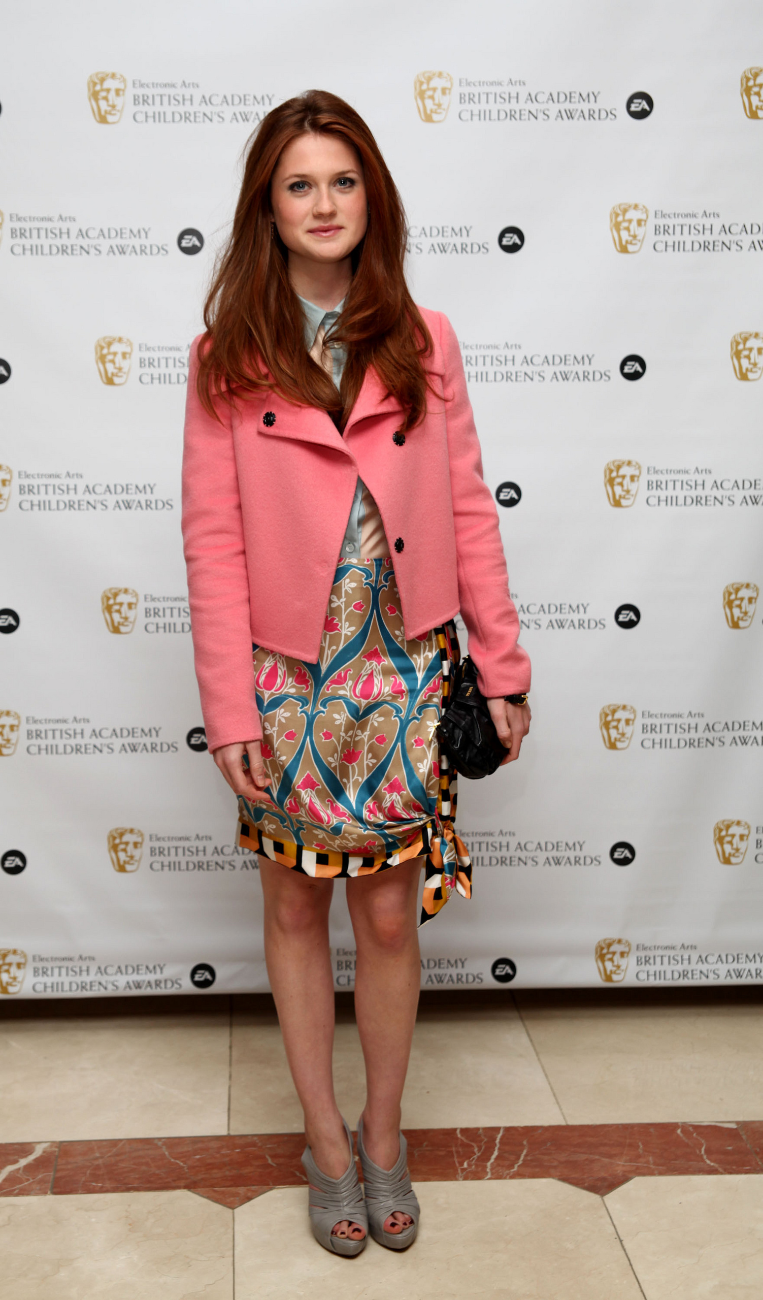 Children's BAFTA 2009 - bonnie-wright photo