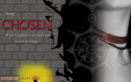 Chosen House of Night, Book 3