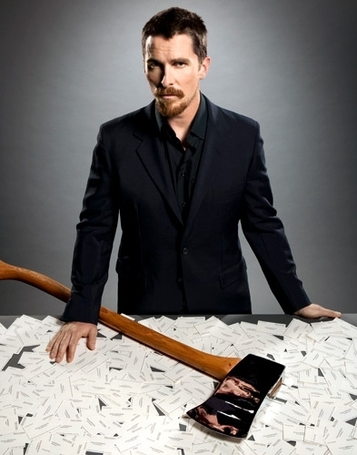 Christian Bale in Empire Magazine