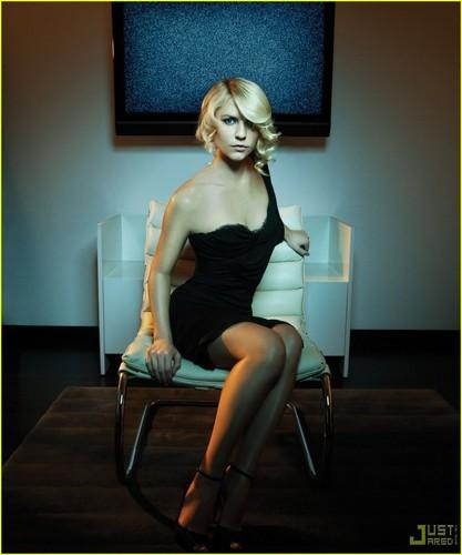 Claire Danes Covers 'Angeleno' Magazine December 2009