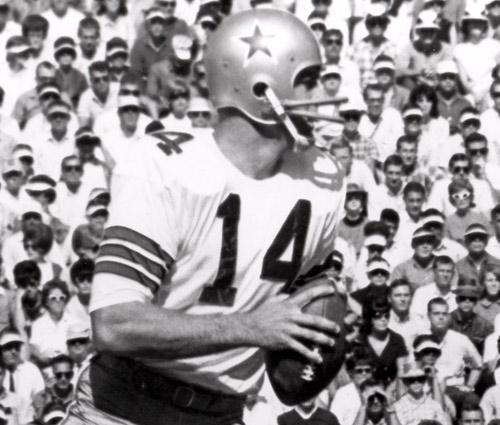 Craig Morton - Classic Cowboys