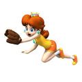 Daisy in Mario Super Sluggers