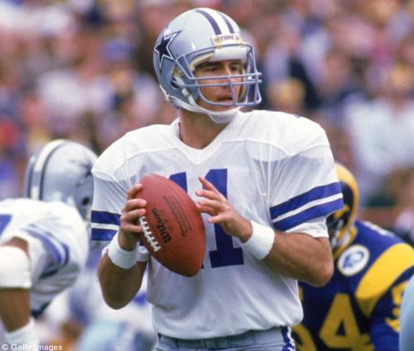 fa58402bee6 Danny White - Classic Cowboys - Dallas Cowboys Photo (9246306) - Fanpop