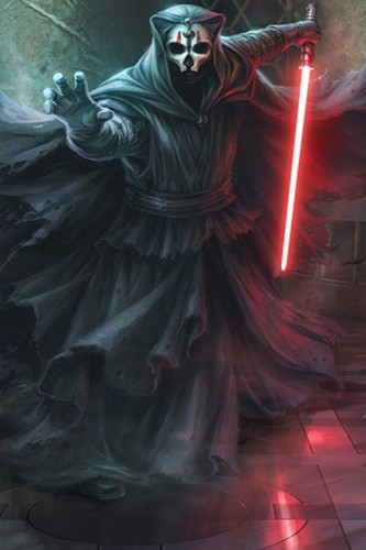 Star Wars wallpaper entitled Darth Nihilus