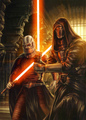 Darth Revan & Darth Malak