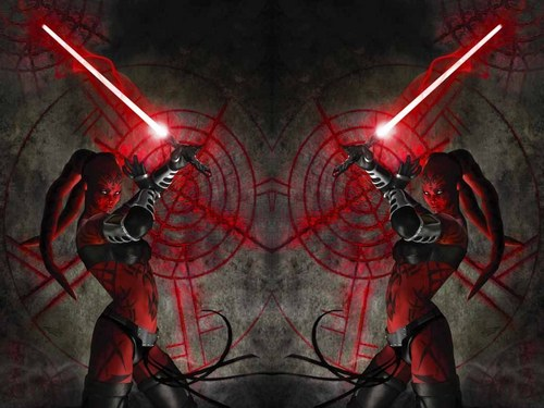 Star Wars wallpaper entitled Darth Talon