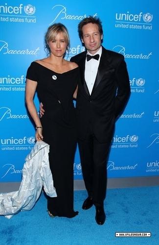 David at 2009 UNICEF Snowflake Ball