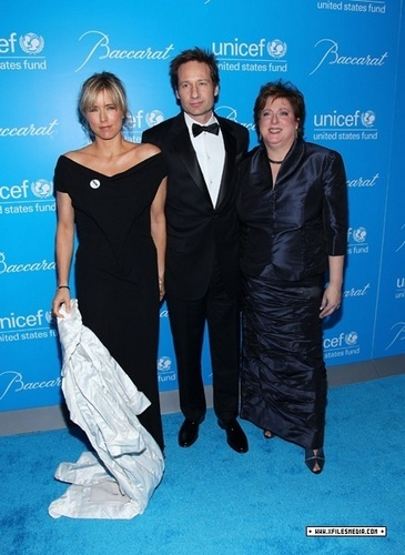 David at 2009 UNICEF Snowflake Ball
