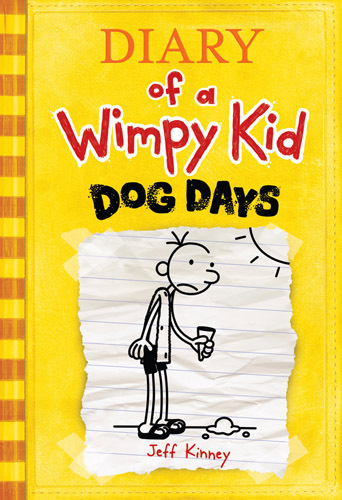 Diary Of A Wimpy Kid 图书