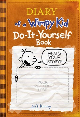 Diary Of A Wimpy Kid کتابیں