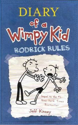 Diary Of A Wimpy Kid Bücher