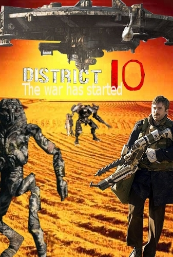 District 10 (aka district 9 part 2)