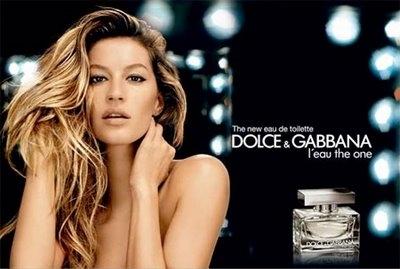 Dolce'n' Gabbana Gisele