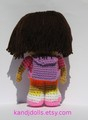 Dora the Explorer crochet doll - dora-the-explorer photo