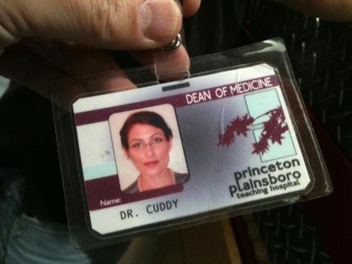 Dr. Cuddy