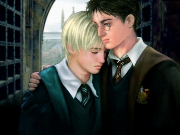 harry and draco images - photo #22