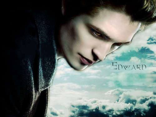 Edward Cullen wallpaper probably containing a portrait titled E.Cullen Wallpapers <3