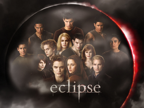 Eclipse wallpaper possibly containing a fire entitled Eclipse