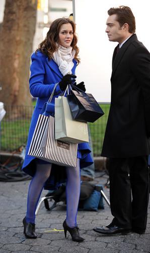 Ed - Leighton Gossip Girl Set