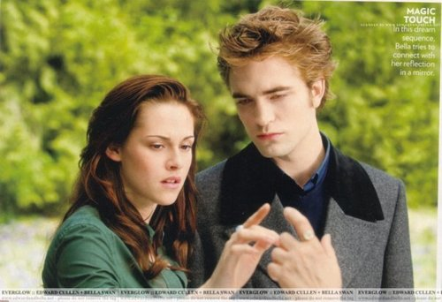 Edward and Bella=♥